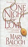 One Night for Love: A Novel (Bedwyn Saga)
