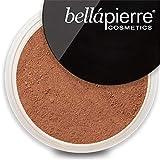 Bellapierre Cosmetics Mineral Foundation SPF 15, Color Double Cocoa - 9 gr