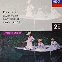 Debussy: Piano Works (1994-10-11)