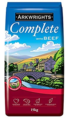 Arkwrights Beef Dry Dog Food 15 Kg from Gilbertson & Paige