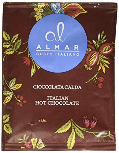 Almar Cioccolata Calda Cortina monoporzione 25x30g - gusto EXTRA FONDENTE