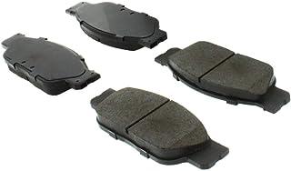 Centric Parts 106.07850 Posi-Quiet Severe Duty Brake Pad