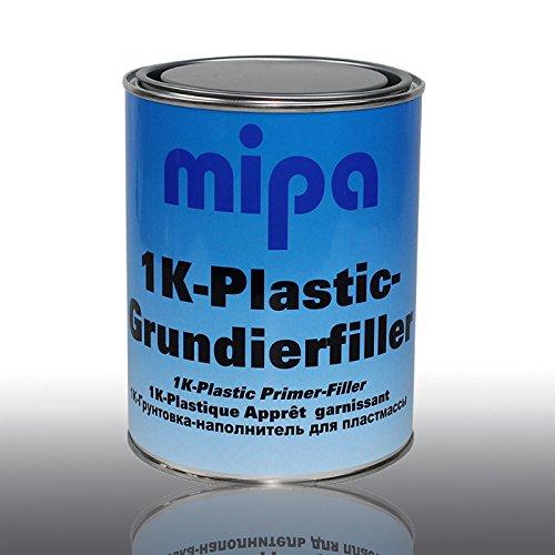 MIPA 1K-Plastic-Grundierfiller hellgrau 1Ltr.