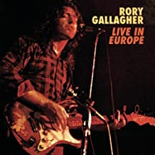 Live in Europe by Gallagher, Rory (1999-11-23)