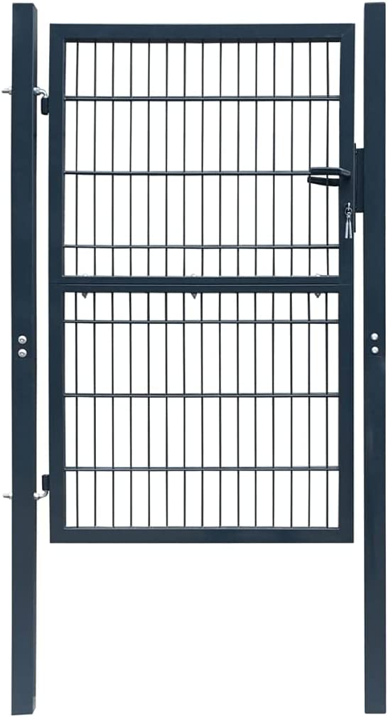 Modern Max 89% OFF Garden Fence Direct sale of manufacturer Gate System Locking With Barrier