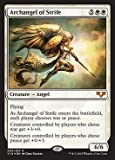 Magic The Gathering - Archangel of Strife - from The Vault: Angels - Foil