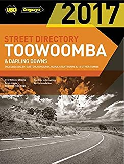 Toowoomba & Darling Downs Street Directory 8th ed