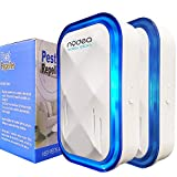 Nodea 2020 New, Ultrasonic Pest Repeller - Electronic Plug in Insect Control, Indoor