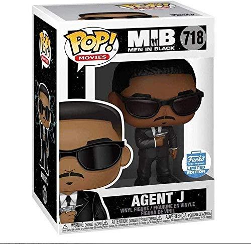 Pop: Men in Black-Agent J Chibi vinile da Collezione