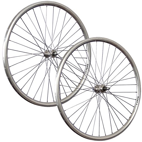 Taylor-Wheels 28 Zoll Laufradsatz (Vorderrad + Hinterrad) Schürmann Euroline Hohlkammerfelge 5-8
