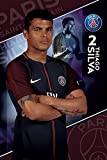 Paris Saint Germain - Poster - Silva, Thiago 17/18 +
