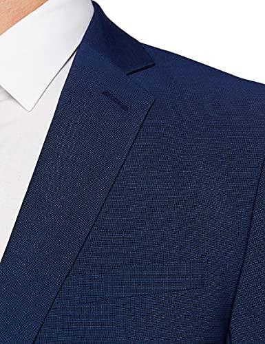 Strellson Premium Allen-Mercer Abito-Set di gonne, Blu Brillante 430, 48 Uomo