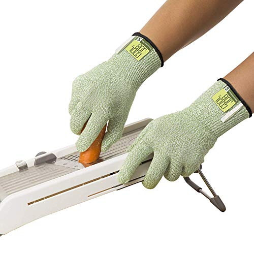 50% off Cut Resistant Gloves Use Promo Code: P2F5JGC6  Works on all options with no quantity limit 2