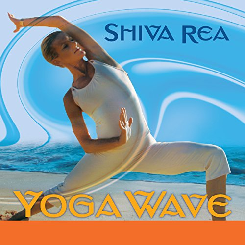 Yoga Wave audiobook cover art
