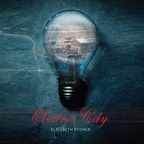 Electric City audiobook cover art