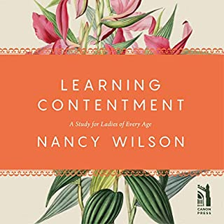 Learning Contentment audiobook cover art
