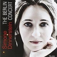The Berlin Concert by Simone Dinnerstein (2008-08-26)