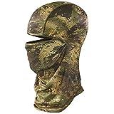 Härkila getarnte Jagd Gesichtsmaske Lynx in AXIS MSP® Forest green Balaclava - Sturmhaube für Jäger Camo - Kopfbedeckung für die Pirschjagd in Camouflage
