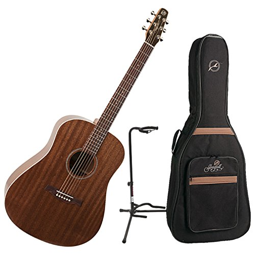 prices see seagull 038916 s6 mahogany deluxe guitar w fishman sonitone electronics w seagull. Black Bedroom Furniture Sets. Home Design Ideas