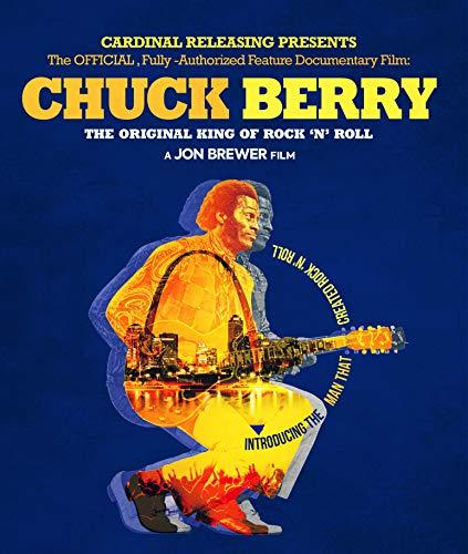 Chuck Berry: The Original King of Rock 'n' Roll [Blu-ray]