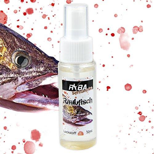 Ryba - Stinkbombe - Lockstoff Spray - Raubfisch - Zander, Hecht, Barsch - 50ml