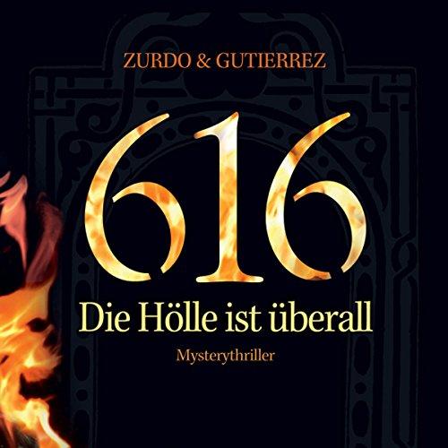 616 - Die Hölle ist überall Titelbild