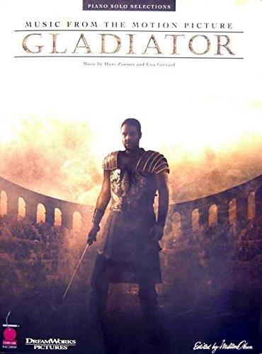 Gladiator Piano Solos Selection
