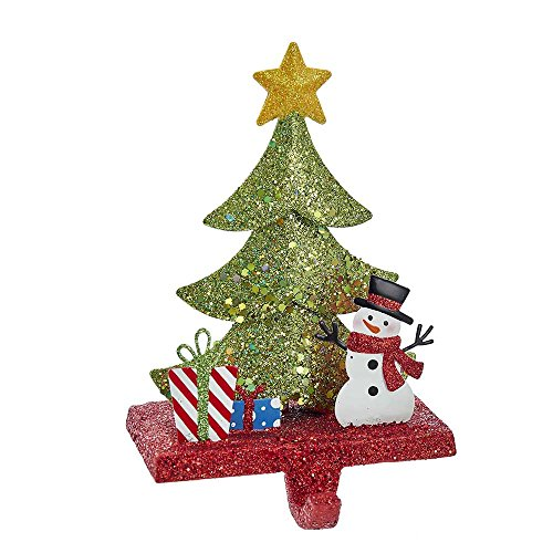 Kurt Adler 7.5-Inch Christmas Tree Stocking Holder