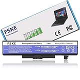 FSKE Batería para Lenovo 0A36311 L11S6Y01 L11L6Y01 L11M6Y01 L11S6F01 Lenovo V380 G700 Z580 G400 Y480 G580 Z380 G500 G510 G710 N580 V480 G410 P580 P585 G405 G505 Notebook Battery 10.8V 5000mAh 6-Celda