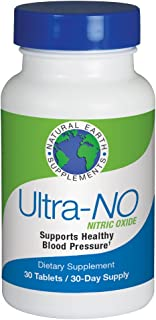 Natural Earth Supplements   Ultra-NO   1 Month Supply