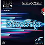 DONIC - Rivestimento Blue Grip R1, 2,3 mm, colore: Nero
