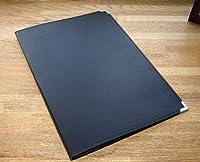 メニューブック表紙 黒(ソフトタイプ)  10冊入り  h54012