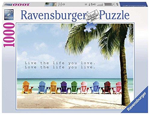 Ravensburger 19635 - Live the life you love