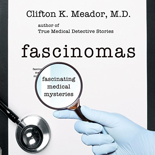 Fascinomas audiobook cover art