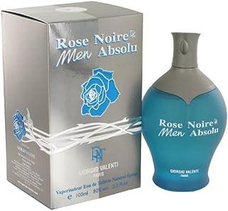 NEW - Rose Noire Absolu by Giorgio Valenti Eau De Toilette Spray 3.4 oz for Men- 464099