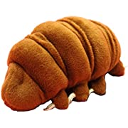 Sea Creature Tardigrade Water Bear Plush (M Size/ 18.5 cm/Ramazzottius/Brown)