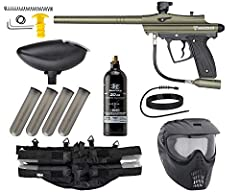 The Conqu3st paintball marker has been developed for the entry level player. Our Blow-back mechanical marker is user friendly and has a tool-less design Bolt and Striker assembly for easy removal and maintenance. It operates on Co2 or Compressed air ...