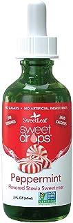 Sweetleaf Stevia Liquid 2 oz (Peppermint)