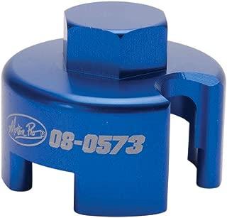 Motion Pro Blue Anodized Fork Cap Socket