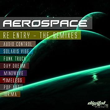Aerospace -  Re Entry The Remixes