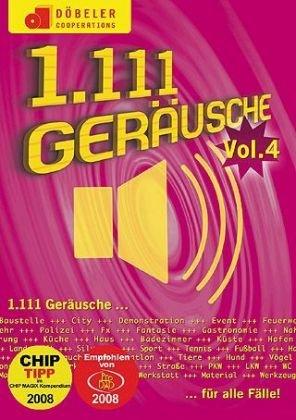 1.111 Geräusche, CD-ROM MP3 unterstützende Software