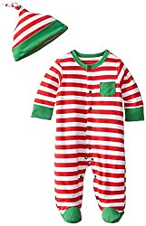 Baby's First Christmas Pajamas - Design Dazzle