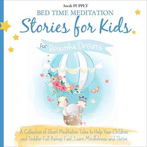 Bed Time Meditation Stories for Kids: For Beautiful Dream Titelbild