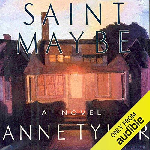 Saint Maybe audiobook cover art