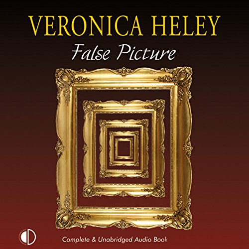 False Picture audiobook cover art