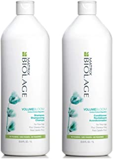 Matrix Biolage Volume Bloom Shampoo & Conditioner Duo Pack - 1L