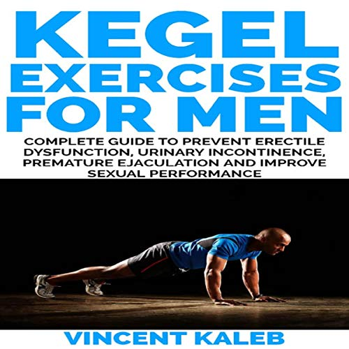 『Kegel Exercise for Men』のカバーアート