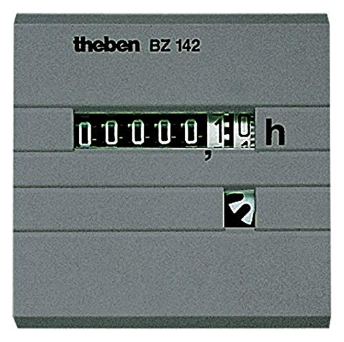 Theben 1420721 BZ 142–1 Compteur horaire de fonctionnement