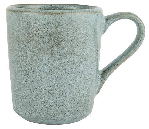 IB Laursen Becher, Tasse Light Blue Dunes H. 10,5cm hellblau aus Steingut