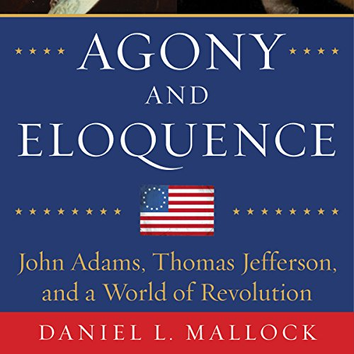 Agony and Eloquence audiobook cover art